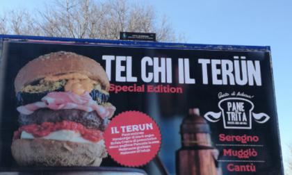 """Il Sud contro il panino """"Terün"""" del ristorante"""