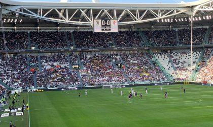 Juventus-Fiorentina: record di pubblico per il calcio femminile