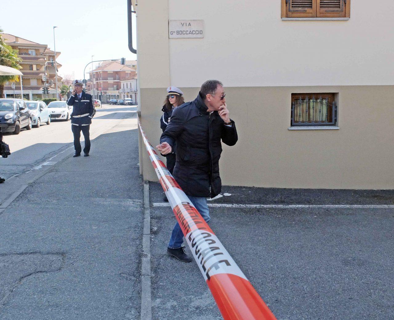 Scomparsa Samira Sbiaa carabinieri Salvatore Caruso