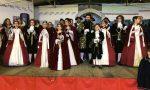 Carnevale di Castelrosso, al via il regno dei Conti Margherio. Foto e Video