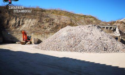 Sequestrate 1.200 tonnellate di detriti contaminati da amianto in azienda