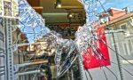 Furto a Settimo, i ladri colpiscono il centralissimo Olympic Sport LE FOTO
