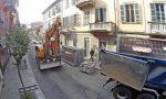 Via Roma pedonale, strada chiusa e via al cantiere FOTO E VIDEORACCONTO