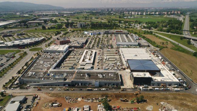 A Settimo Torinese apre il parco commerciale più grande d'Italia