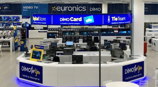Euronics Dimo apre a Settimo Cielo, sconti e promozioni in vista