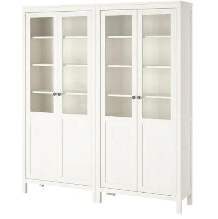 Ikea Armadio Due Ante.Ikea Ritira Dal Mercato Librerie E Armadi Con Ante In Vetro Hemnes