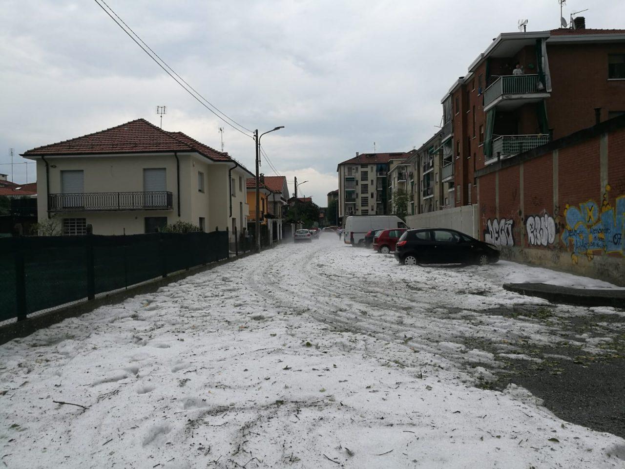 Maltempo a San Mauro: la conta dei danni.