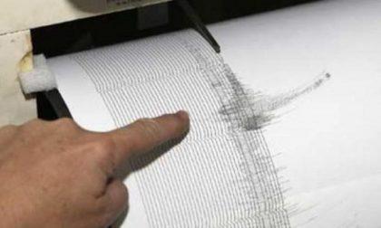 Scossa di terremoto ieri in Piemonte