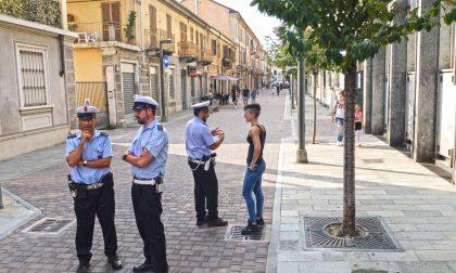 Via Roma a Settimo è ufficialmente pedonale