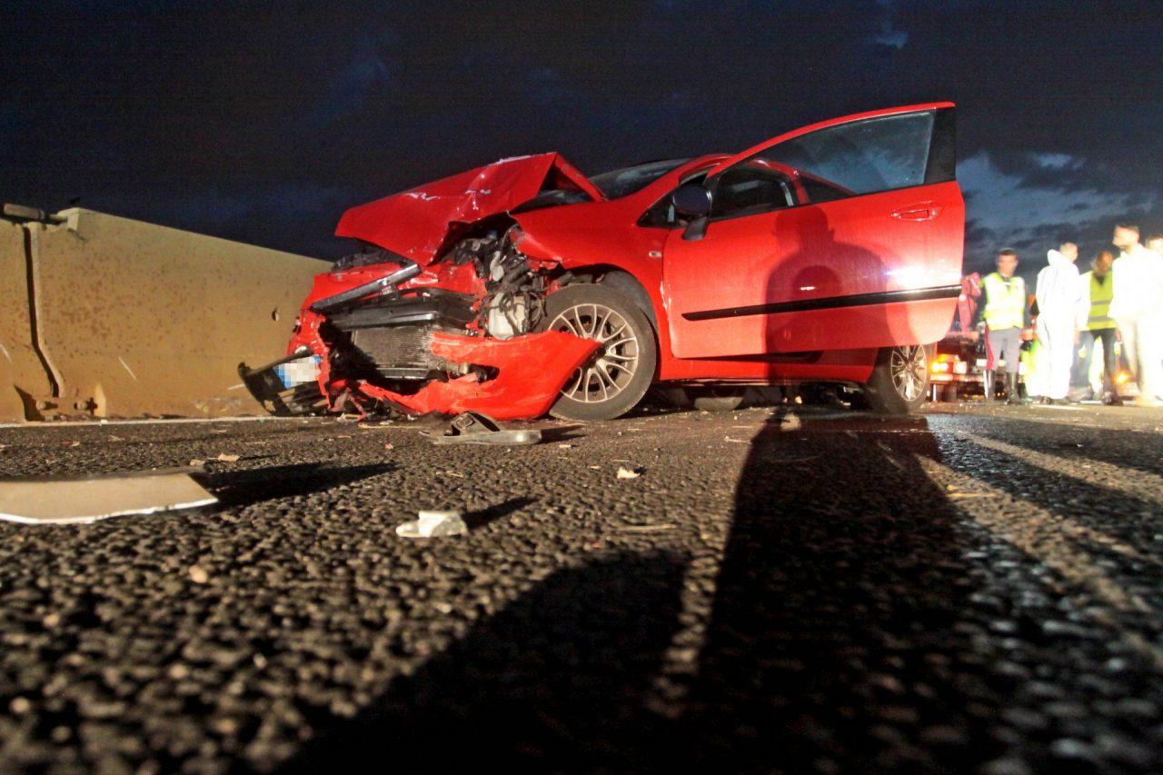 incidente mortale in autostrada A4 Settimo
