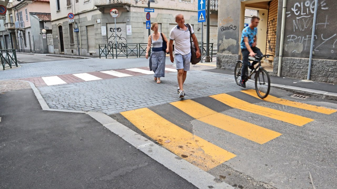 Via Verdi, Settimo Torinese