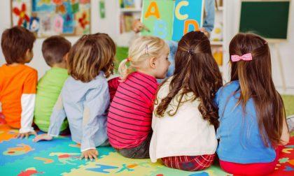 La scuola dell'infanzia perde la terza sezione