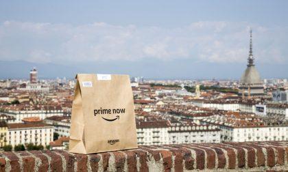 Amazon lancia Prime Now per i clienti Prime a Torino e nell'hinterland