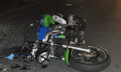Incidente mortale in moto, rintracciato il passeggero