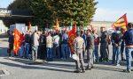 Cnh Industrial di San Mauro, lavoratori in sciopero VIDEO E FOTO