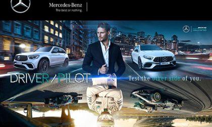 Open Week End dedicato al brand Mercedes-AMG con Autocentauro