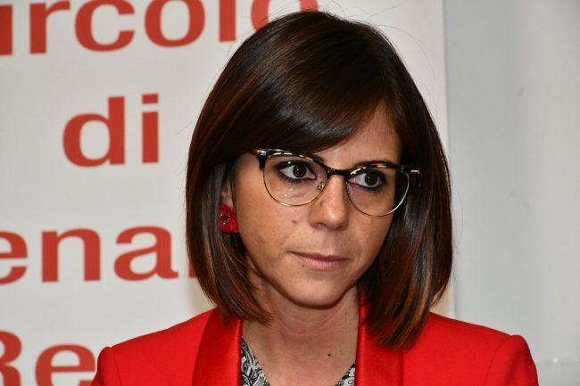 Rossana Schillaci candidata a sindaco del Pd