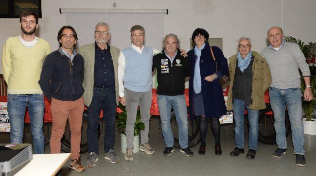Rally di Castiglione, presentata la terza edizione