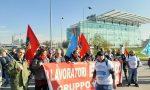 Manifestazione lavoratori, il presidio in Regione Piemonte