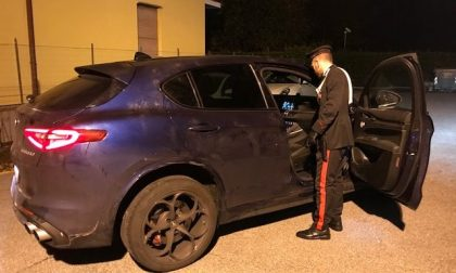 Inseguimento da film con l'auto rubata a Torino