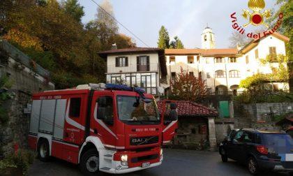 Tenta il suicidio con il gas: salvato dai vigili del fuoco