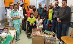 Chivasso dona centinaia di giocattoli agli ospedali dell'Asl To4 in ricordo del piccolo Lorenzo
