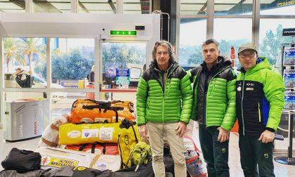Partita la spedizione in Antartide di CAI e CNR