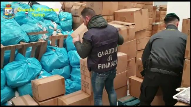 Falso made in Italy, oltre 120.000 articoli sequestrati