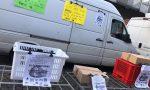 Protesta delle partite iva: tanti posti vuoti al mercato di Chivasso