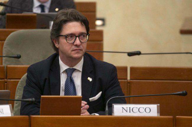 Davide Nicco subentra a Roberto Rosso in Consiglio Regionale