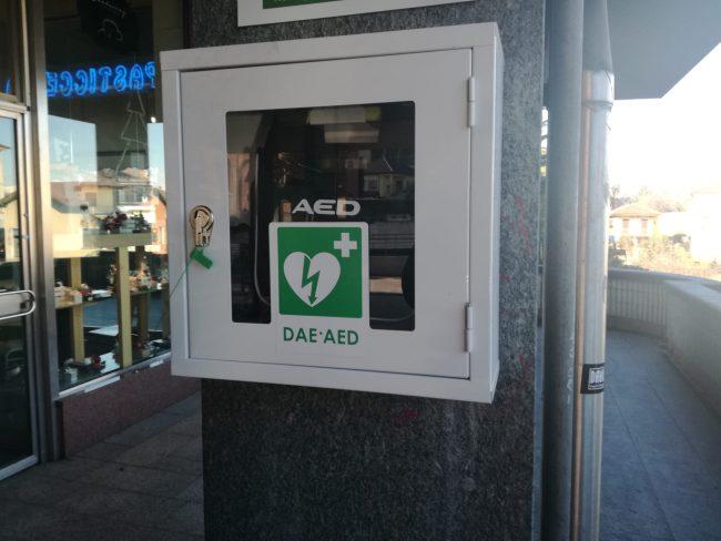 defibrillatore castiglione
