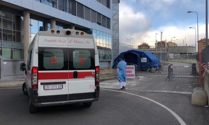 Asl To4, nell'ospedale di Chivasso diminuiscono i ricoverati positivi al Covid