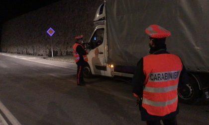 Ubriachi al volante: denunciati dai carabinieri di Chivasso