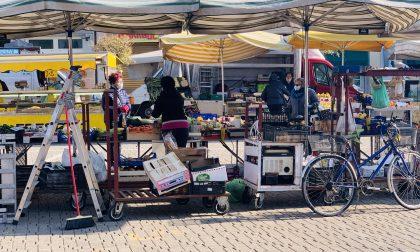 Torna il tradizionale mercato del venerdì a Crescentino