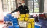 Lavazza dona mascherine e guanti ad Anpas Piemonte