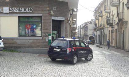 Rapina alla banca San Paolo