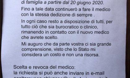 Il medico della Collina, Carmelo Catalano si dimette