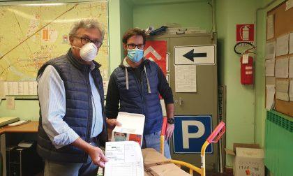 Donate 10.000 mascherine al Comune di Chivasso