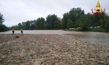 Venticinque Mucche bloccate sul torrente Malone