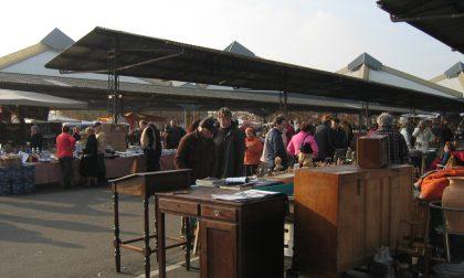 Torna il mercatino dell'antiquariato di Borgo d'Ale