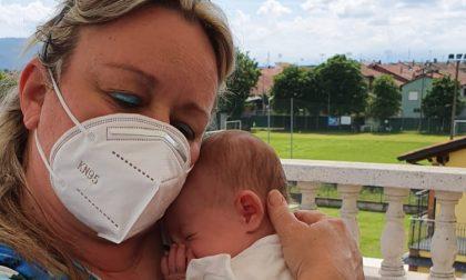 Il Coronavirus gli impedisce di vivere la nascita della loro prima nipotina