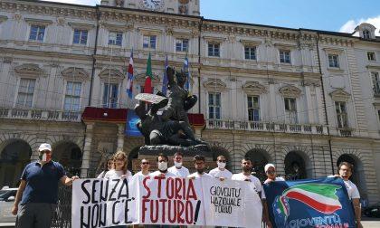 Atti vandalici, Fratelli d'Italia scende in campo