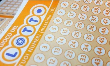 Lotto, un terno da 45 mila euro