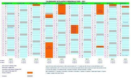 Calendario scolastico in Piemonte: si parte il 14 settembre e si chiude l'11 giugno