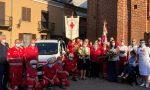 Croce Rossa dona un mezzo al gruppo di Brandizzo LE FOTO
