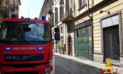 Fuga di gas, palazzina evacuata