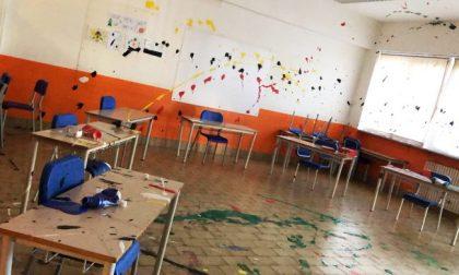 Vandalizzata la scuola primaria LE FOTO