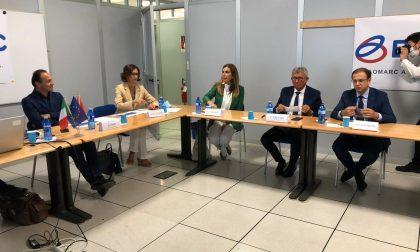 Rilanciare la filiera produttiva, l'onorevole Gelmini a Chivasso FOTO E VIDEO