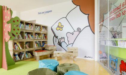 Riapre al pubblico la Sala bambini della biblioteca