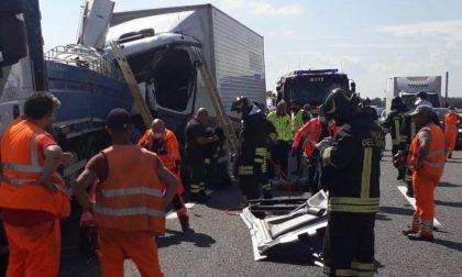 Incidente sull'autostrada A4 Torino-Milano: attenzione automobilisti